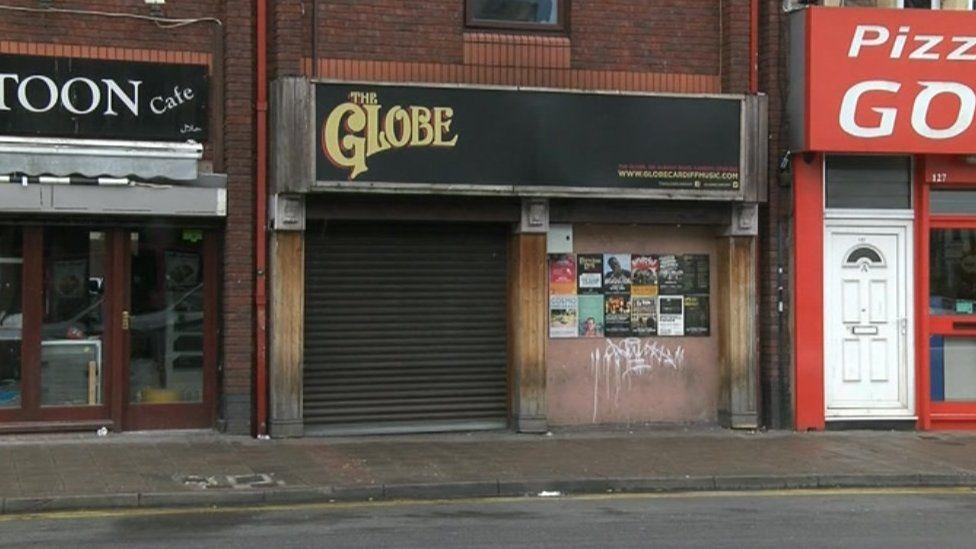 The Globe, Cardiff