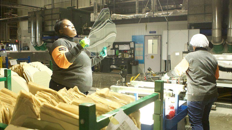Fuyao Glass factory in Ohio