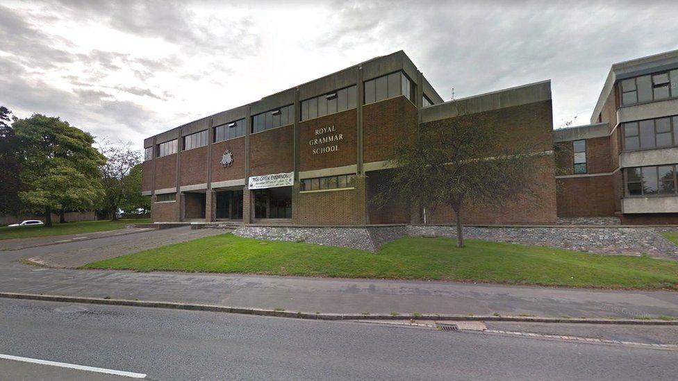 Royal Grammar School in High Wycombe