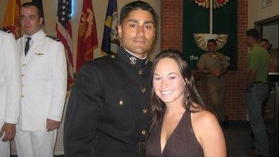 Taj Sareen and Annie Driscoll