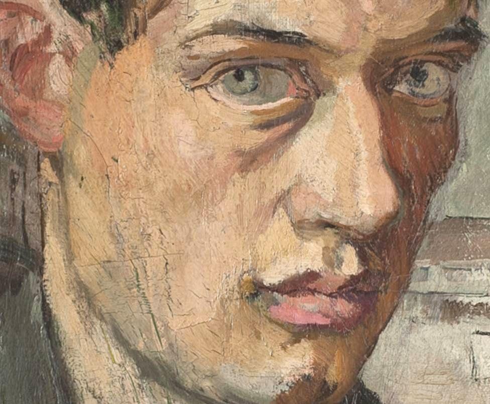 Self-portrait, c1910, Duncan Grant (1885-1978)