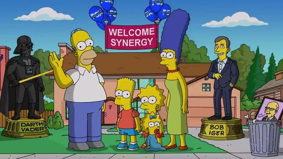 The Simpsons will be a Disney+ exclusive thanks to the firm's acquisition of 21st Century Fox