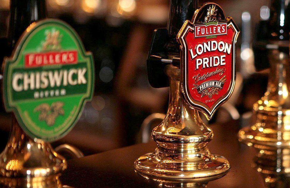 London Pride pump
