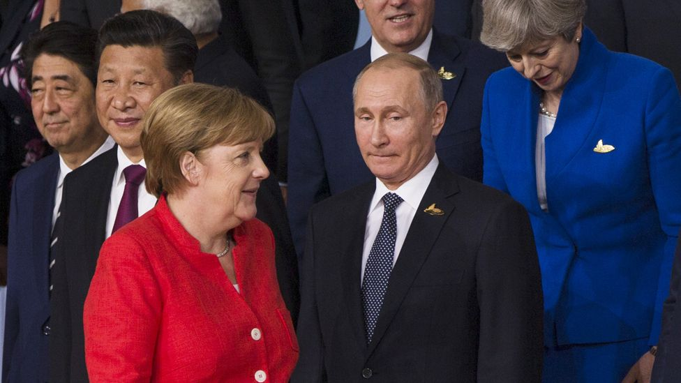 G20 Nations Hold Hamburg Summit