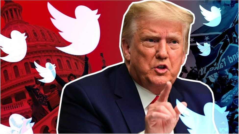 Trump tweets can't be brought back to life on Twitter thumbnail