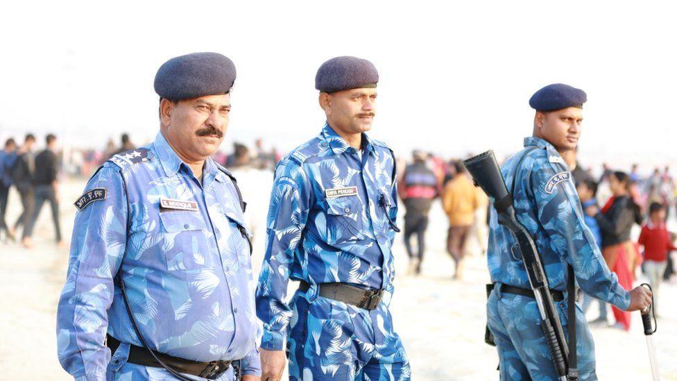 Security at Kumbh Mela 2019