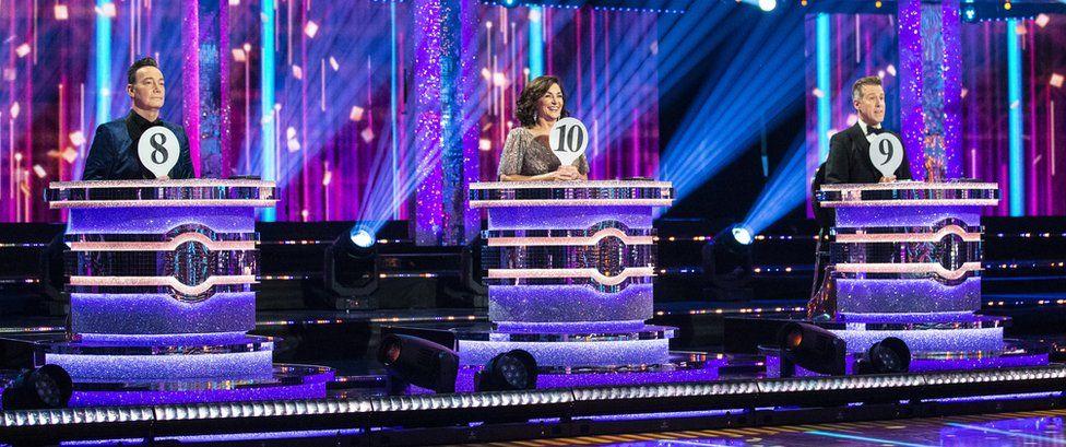 Strictly judges Craig Revel Horwood, Shirley Ballas and Anton Du Beke