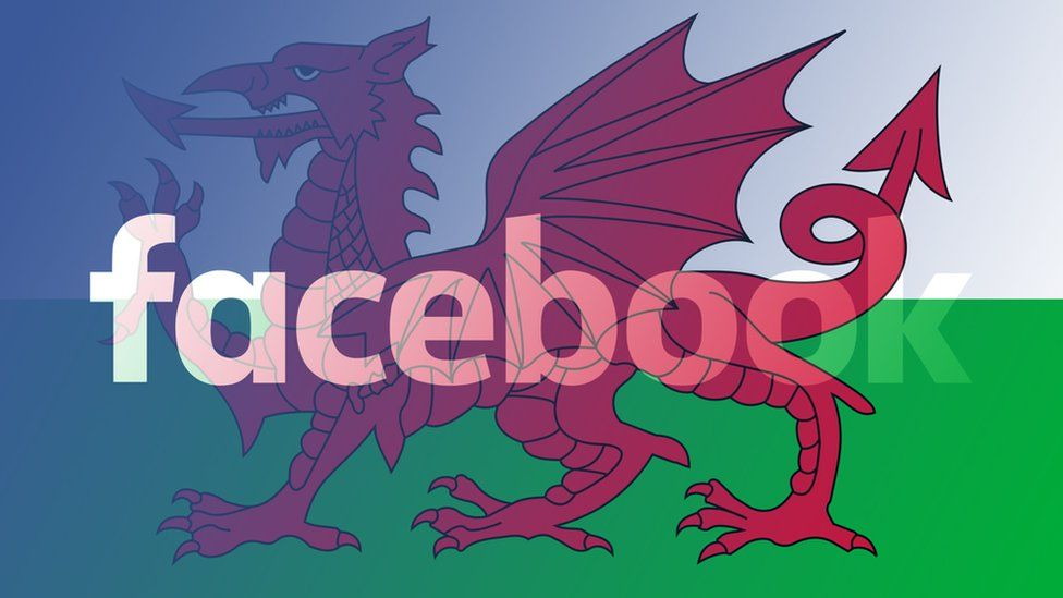 Facebook a'r Gymraeg