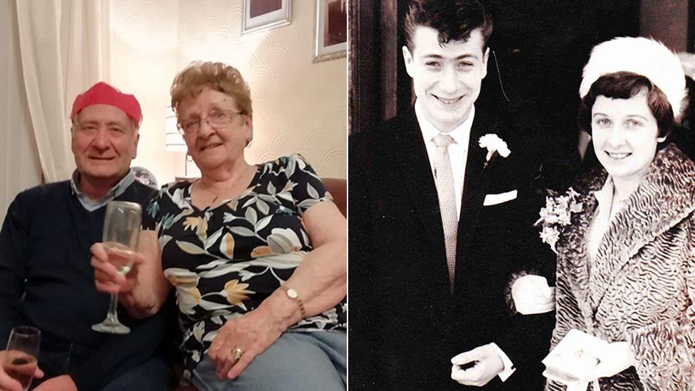 Vic and Maureen Sharp
