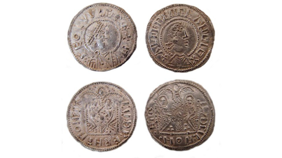 Viking coin haul 'of historical significance'