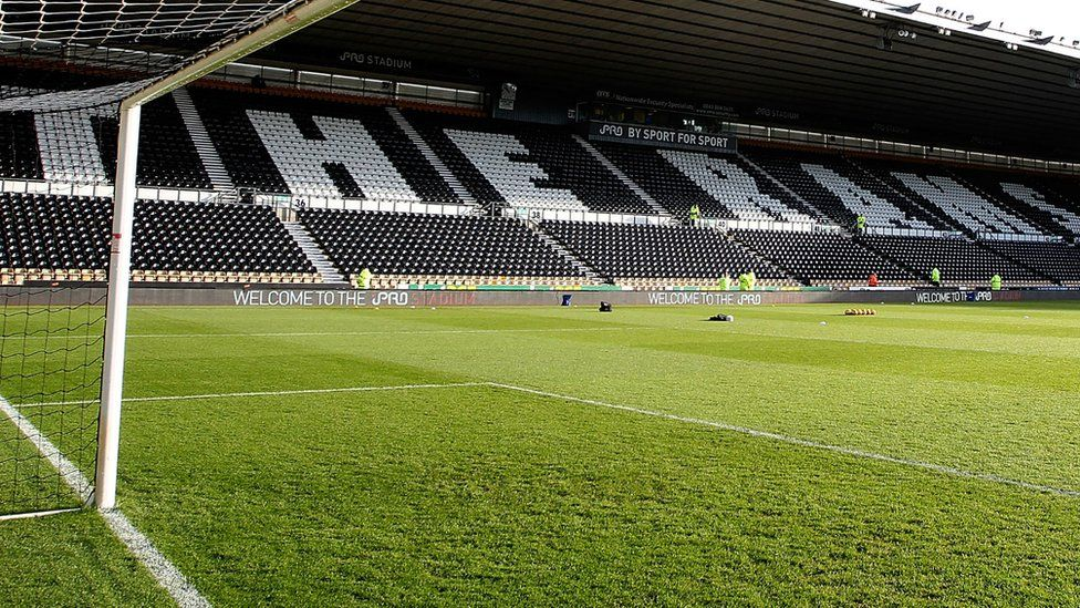 iPro Stadium, Derby County