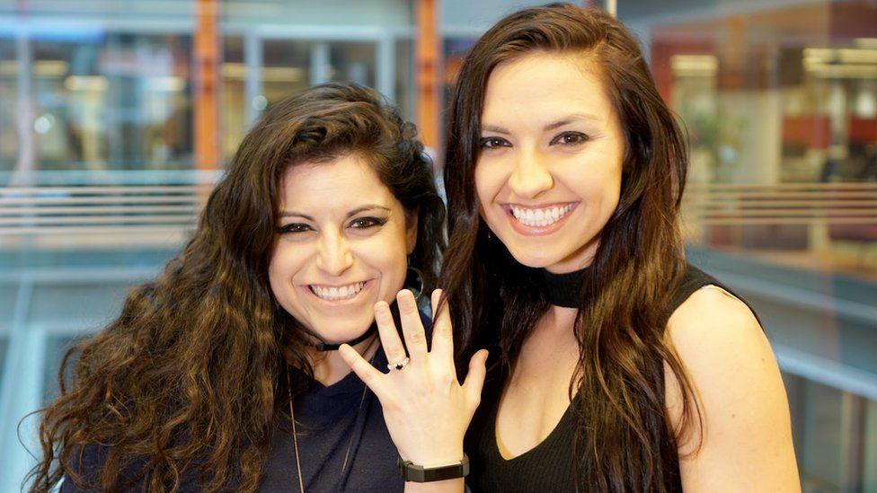 Bria Kam and Chrissy Chambers