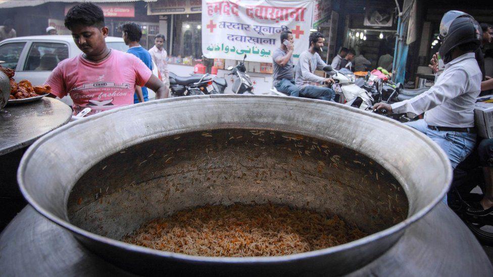 Biryani in Lucknow
