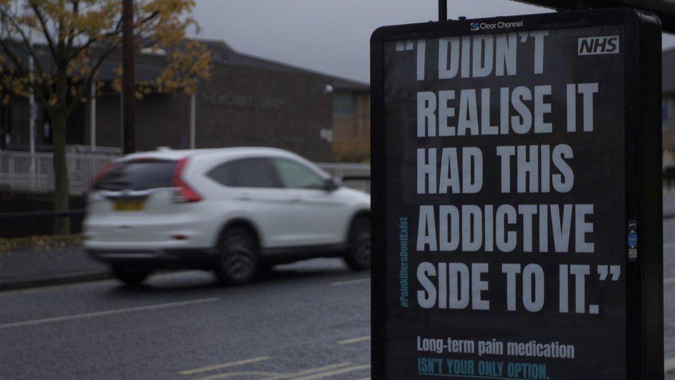 NHS Sunderland campaign