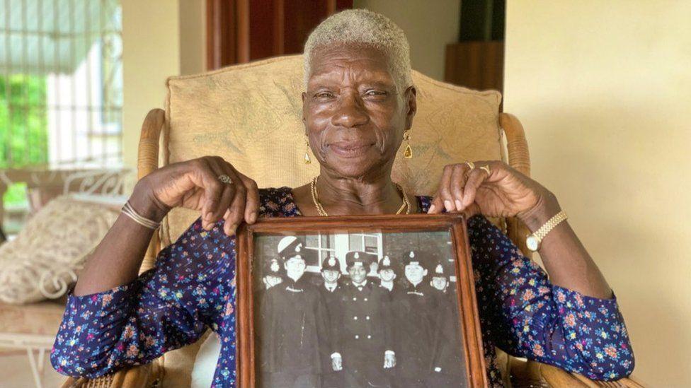 Britain's First Black Policewoman Sislin Fay Allen Dies at 83