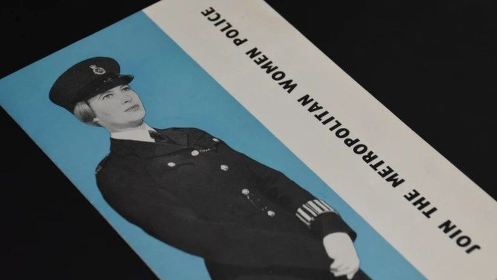 Met Police recruitment booklet