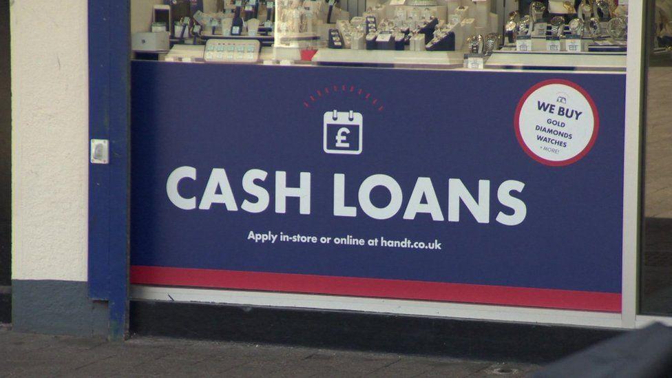 High street lender