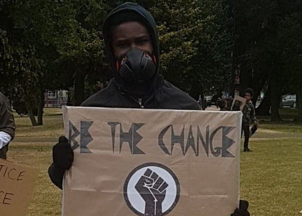 'Be the Change'
