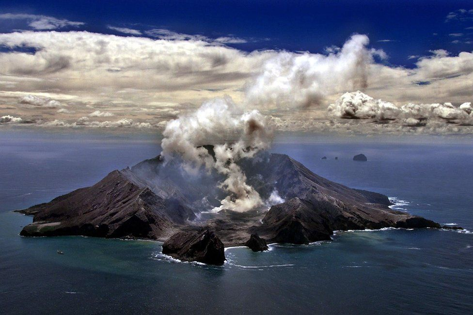 File photo of White Island