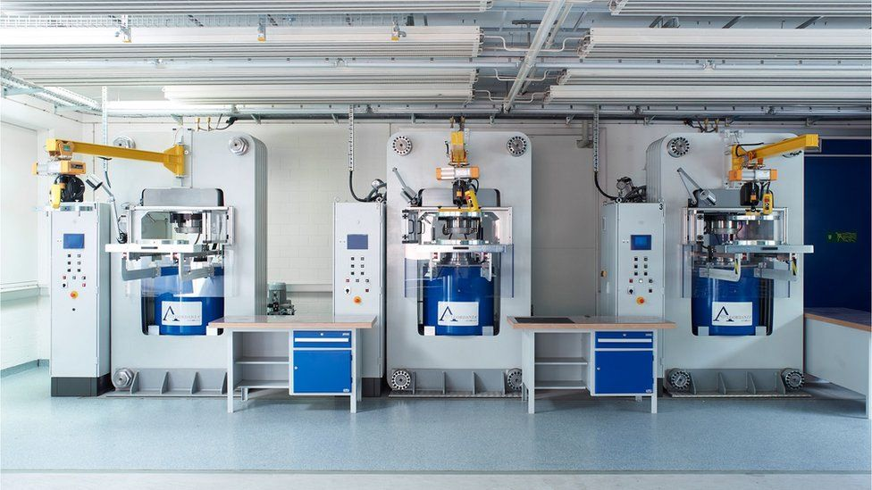 Algordanza machines