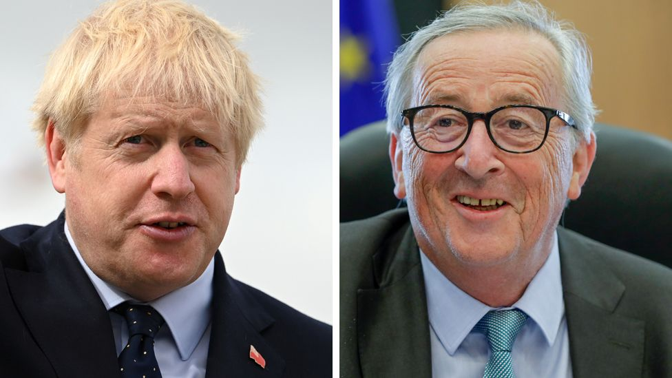 Brexit: UK will reject any delay offer, PM to tell Juncker