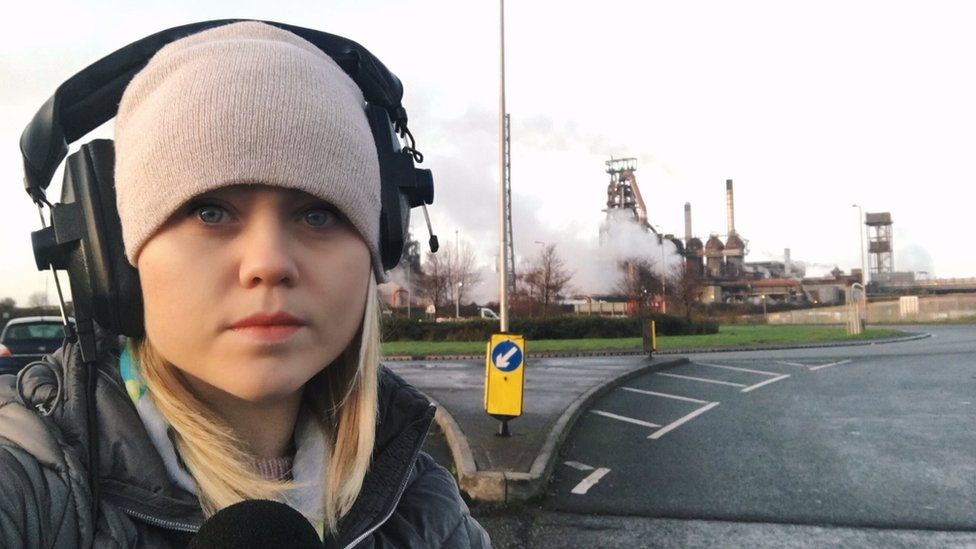Kathy Peart in Port Talbot