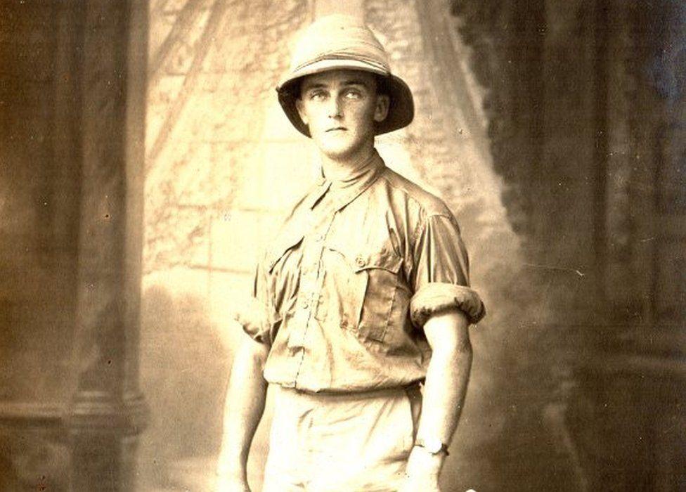 Lt Andrew Ormerod