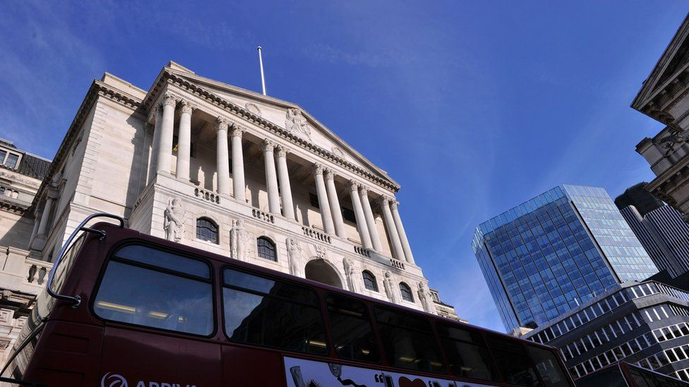 Wanted: New Bank of England boss