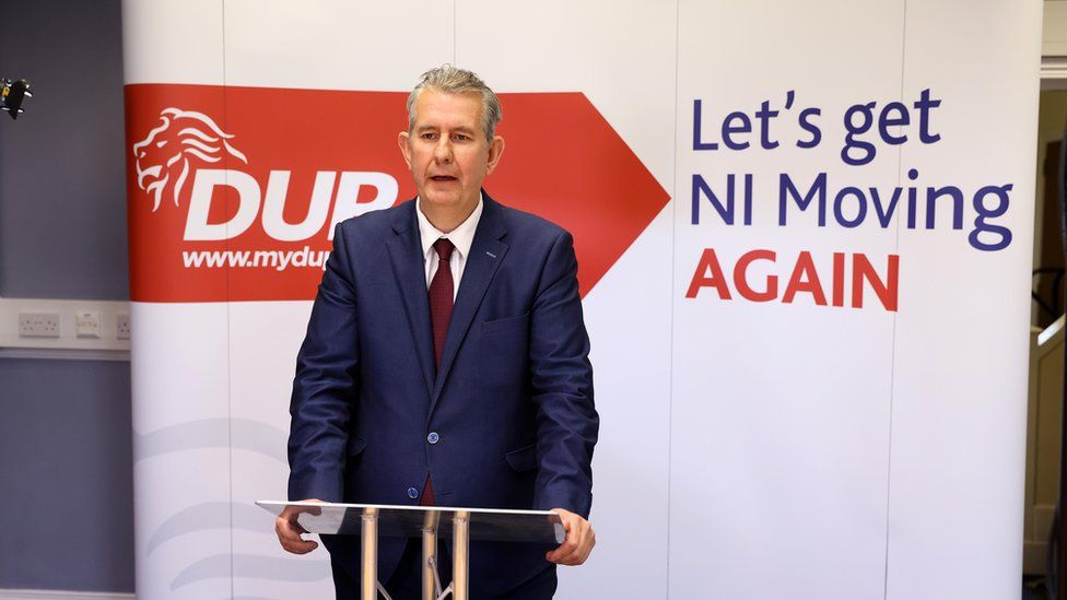 Edwin Poots declared new DUP leader | News - Cool FM