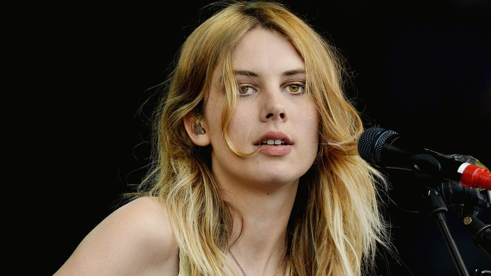 Ellie Rowsell's band Wolf Alice won the Mercury Prize in 2018 for their album, Visions of a Life