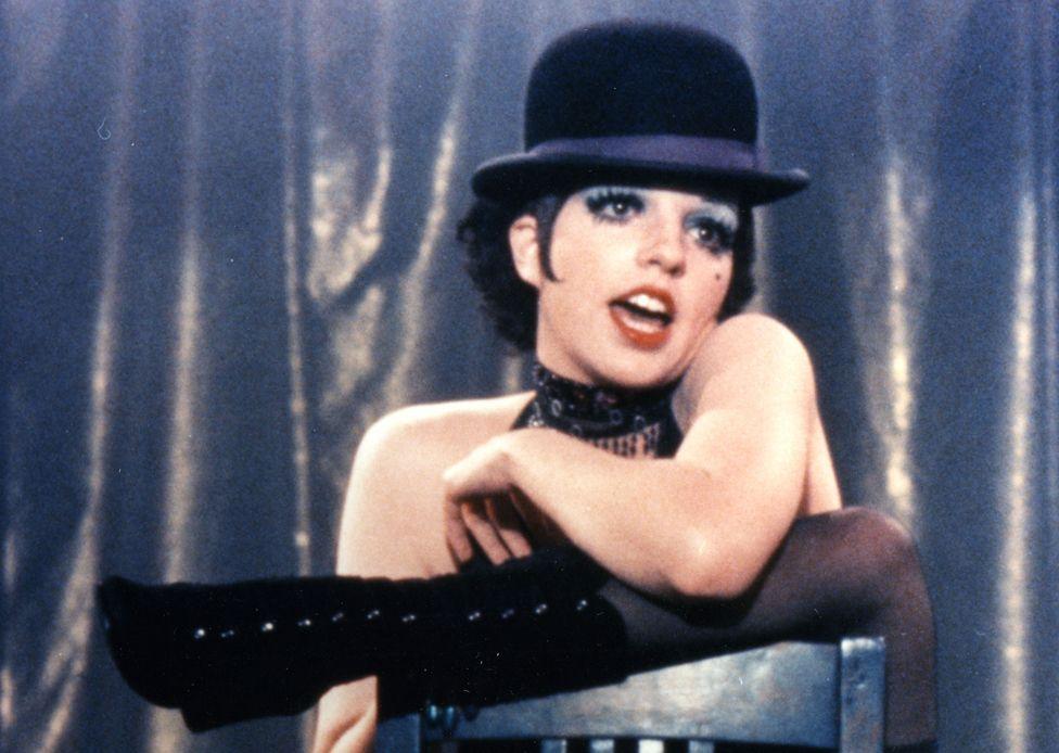 Liza Minelli in Cabaret (1972)