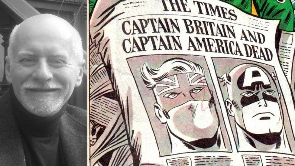 Chris Claremont and Marvel Comic of Captain Britain