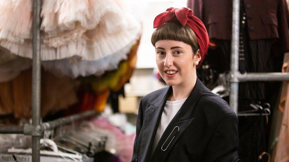 Poppy Campden at Scottish Ballet