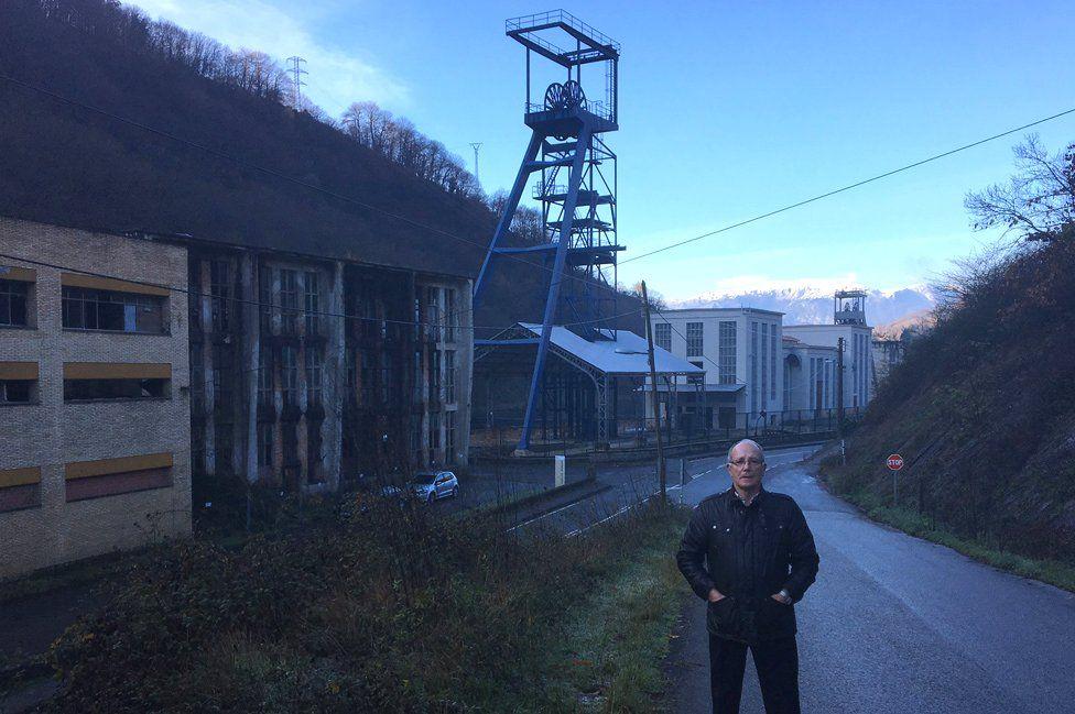 Asturias mine
