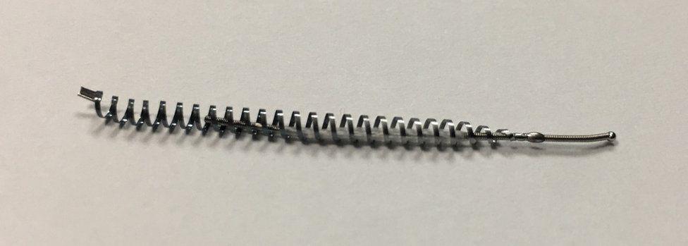 Essure coil implant