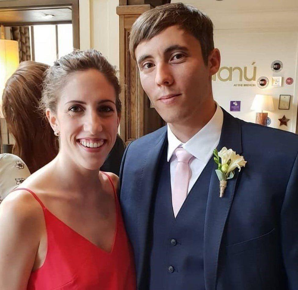 Gemma Daly and Tom Ashdown