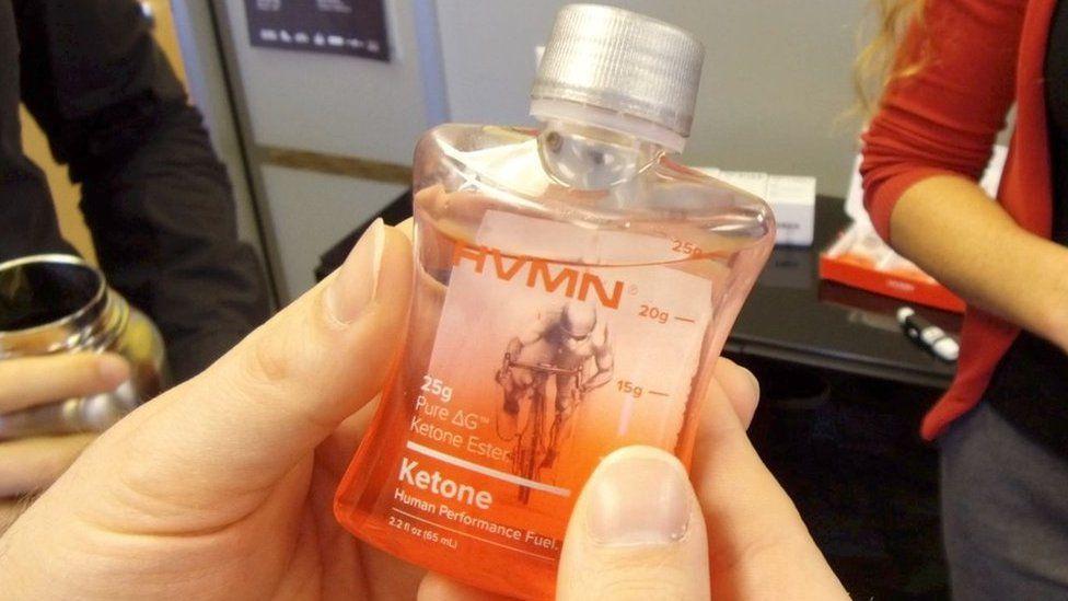 HVMN's fast-enhancing product has a sharp, bitter taste