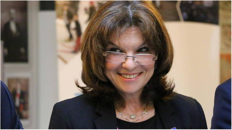 Senator Nathalie Goulet