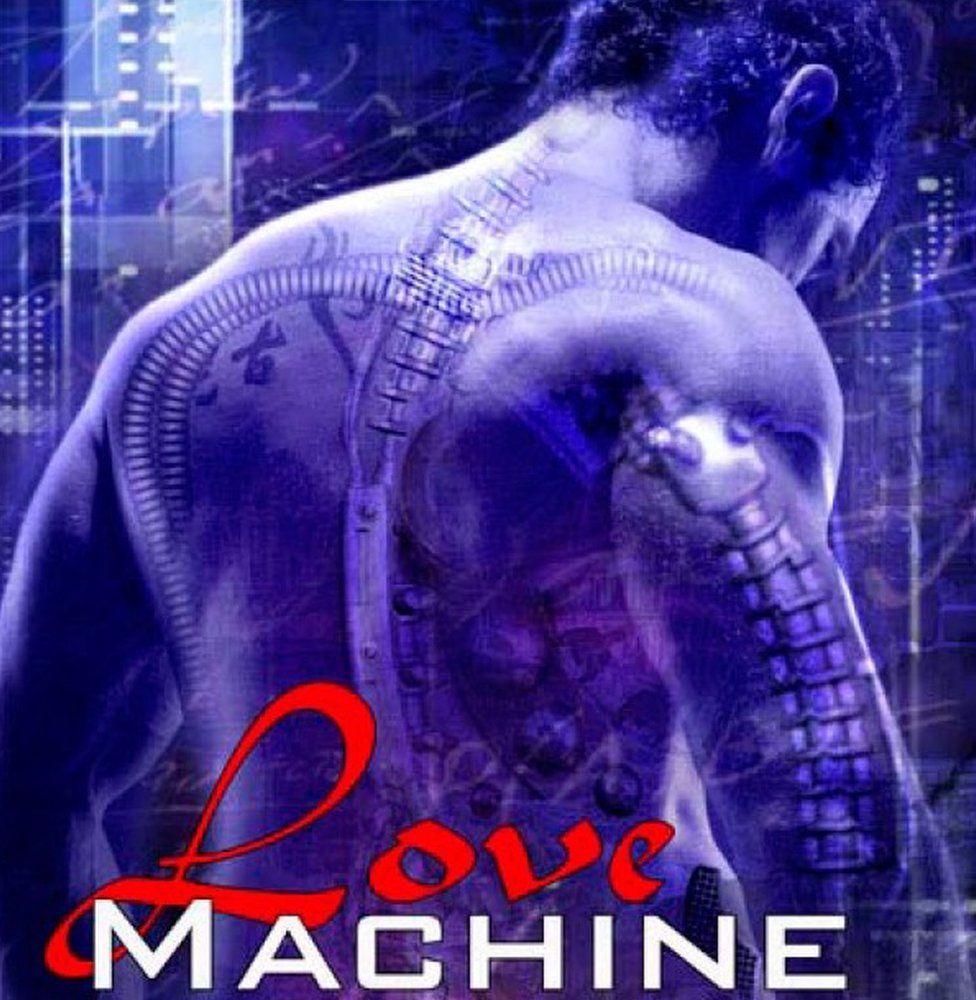 Cover of Love Machine