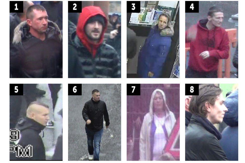 Govan riot CCTV appeal