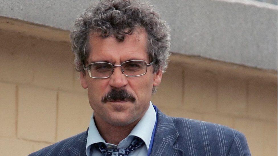 Grigory Rodchenkov, 2007 file photo