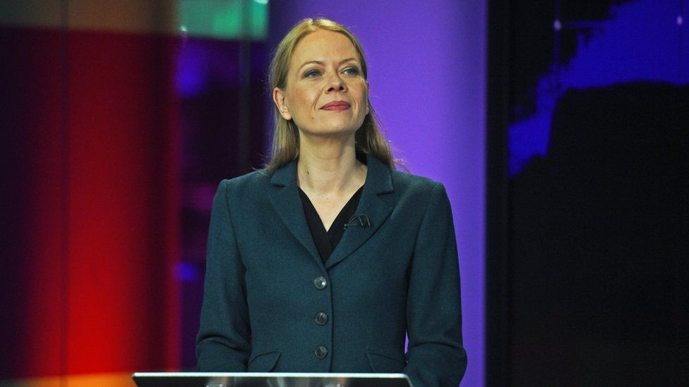 Green Party co-leader Sian Berry