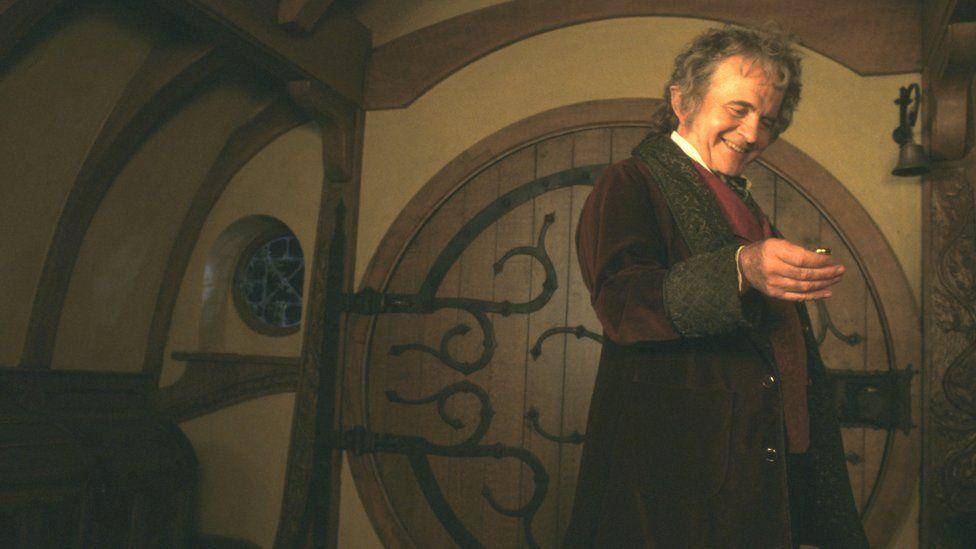 Ian Holm as Bilbo Baggins