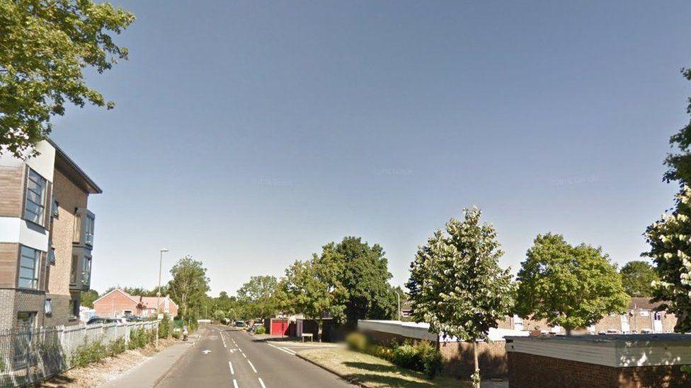Gershwin Road in Basingstoke