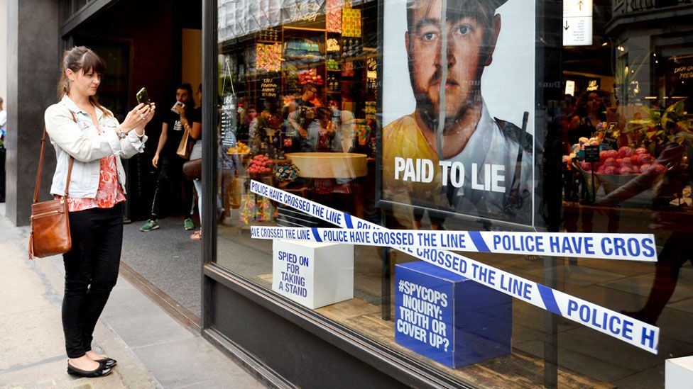 Lush says it has suspended the campaign due to concerns for staff safety