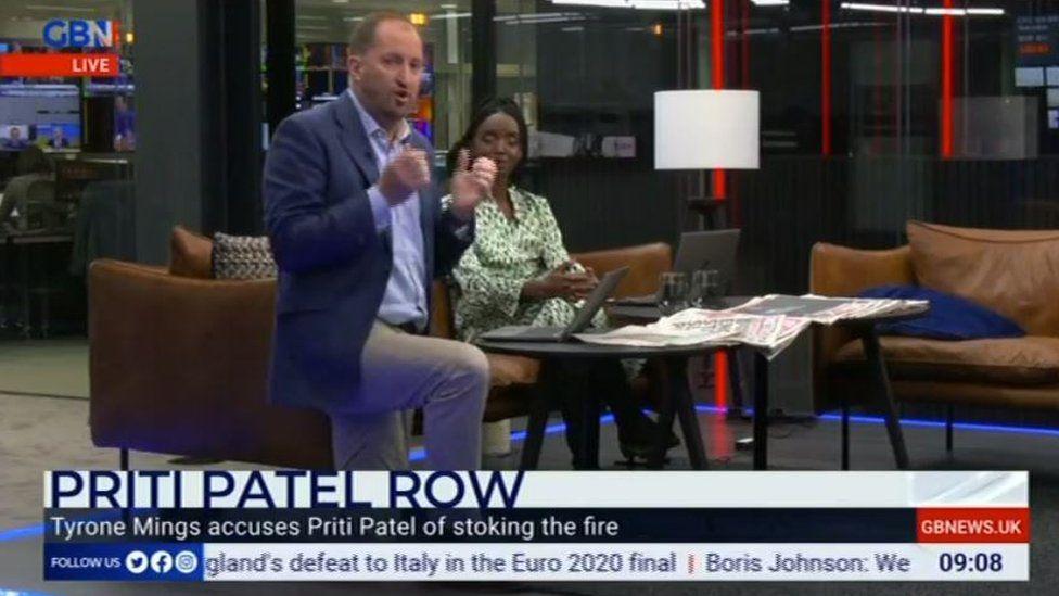 Guto Harri quits GB News over taking the knee row thumbnail