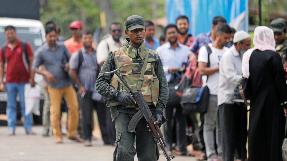 Sri Lanka attacks: Suspect Zahran Hashim's relatives die in raid
