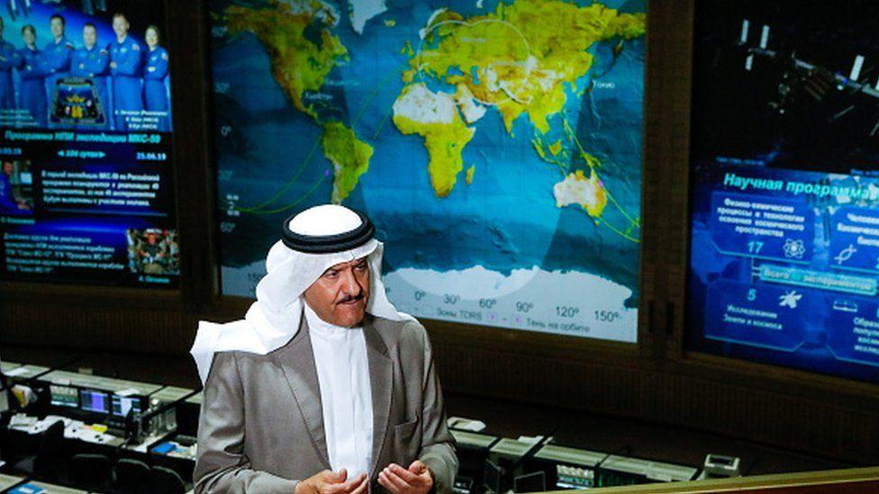 Prince Sultan Bin Salman Al-Saud