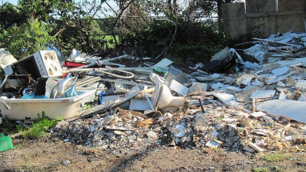 Waste at Park Farm