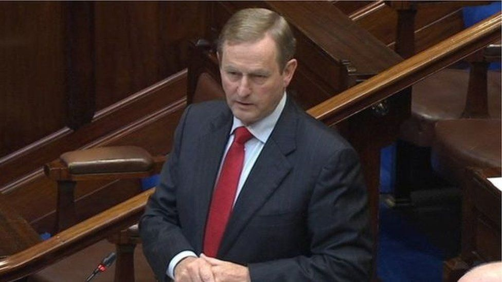 Enda Kenny says he has raised Northern Ireland in all his meetings with EU leaders since the UK vote to leave the EU.